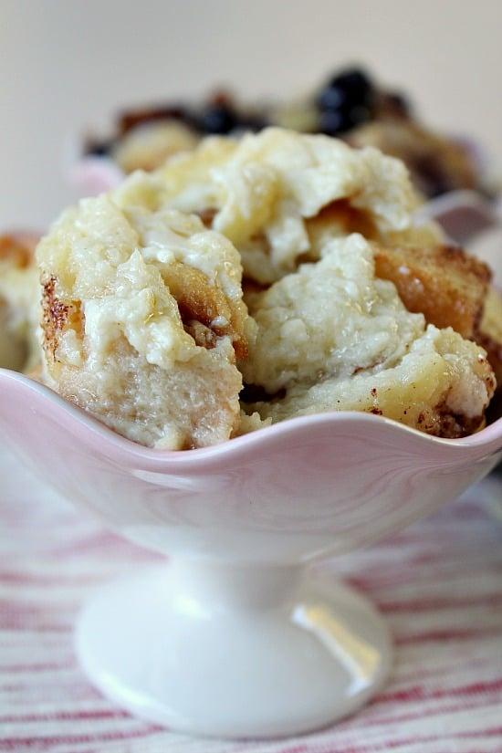 Grandma Anne's Bread Pudding