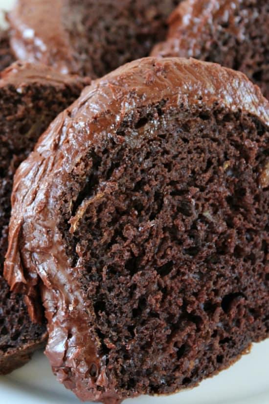 Chocolate Lover's Zucchini Cake
