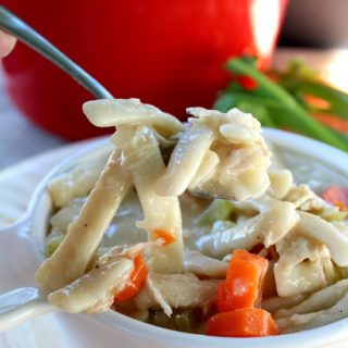 Easy Chicken and Noodle Soup