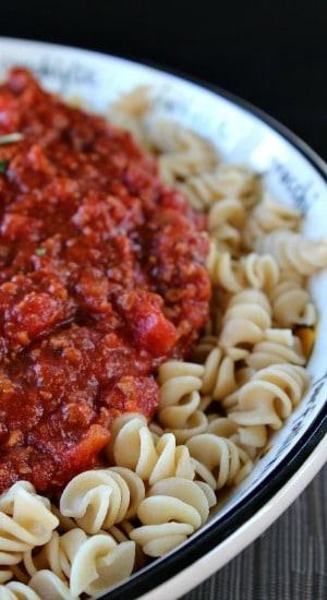 Easy Healthy Pasta