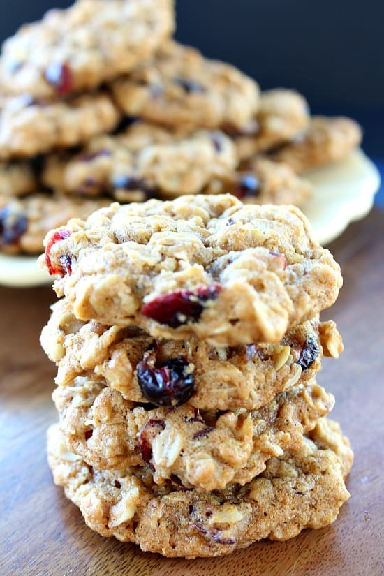 how to make homemade oatmeal cookies without brown sugar