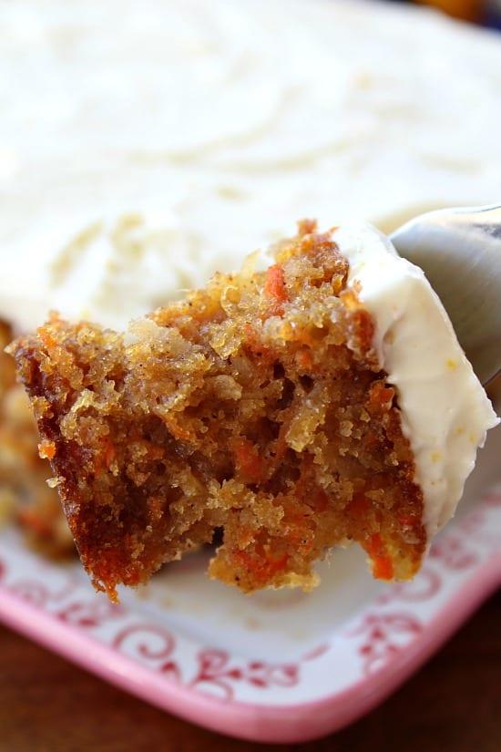 Jennifer's Carrot Cake Bites