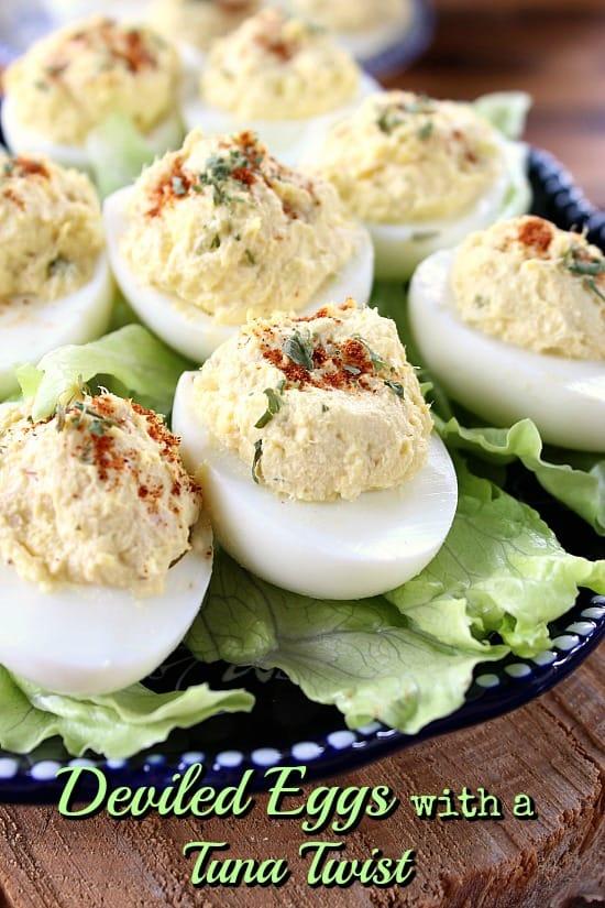Great Deviled Eggs Recipe — Dishmaps