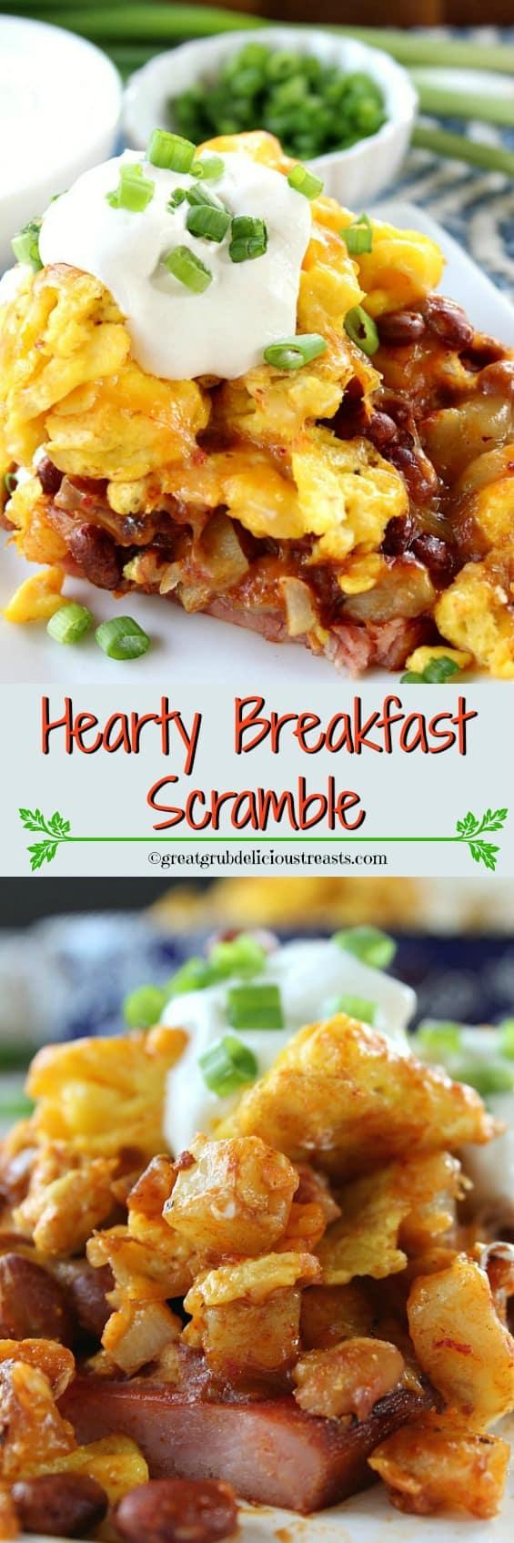 Hearty Breakfast Scramble
