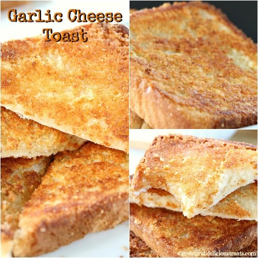 Garlic Cheese Toast