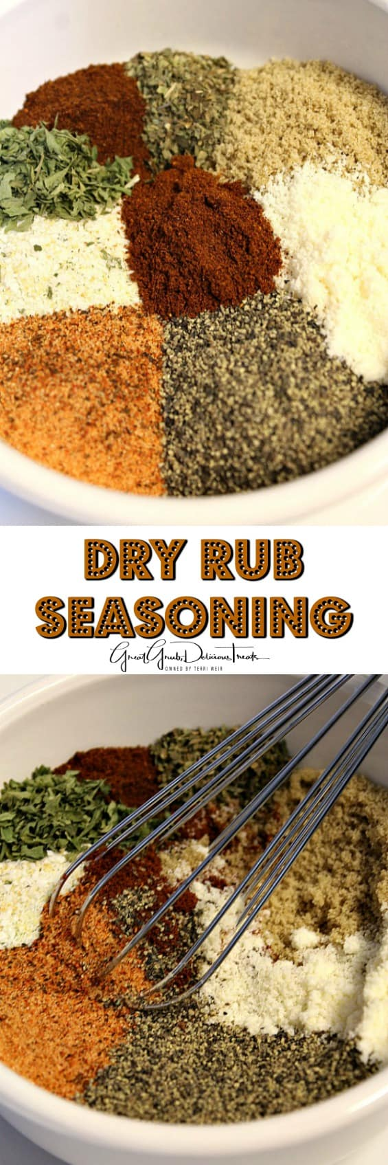Dry Rub Seasoning