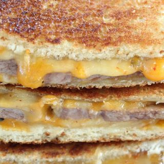 Tri Tip Grilled Cheese
