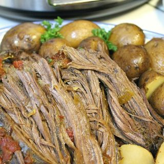 Crock Pot Boneless Beef Round Tip Roast
