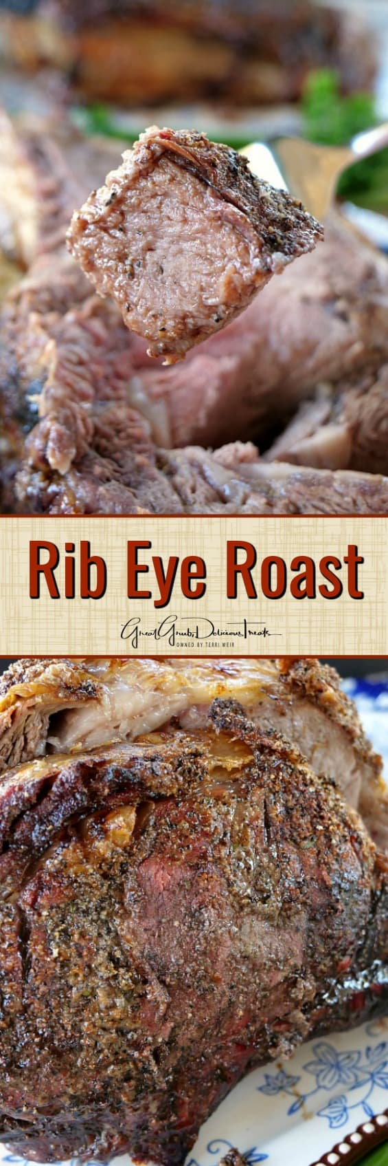 Rib Eye Roast