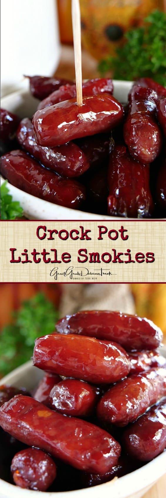 Crock Pot Little Smokies