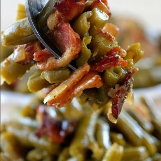 Bacon Green Beans