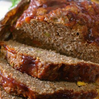 Crock Pot BBQ Meatloaf