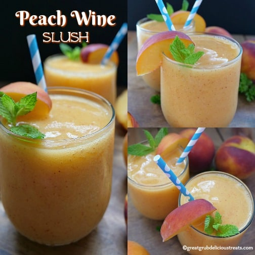 Wine Slushies are the Perfect Summer Drink