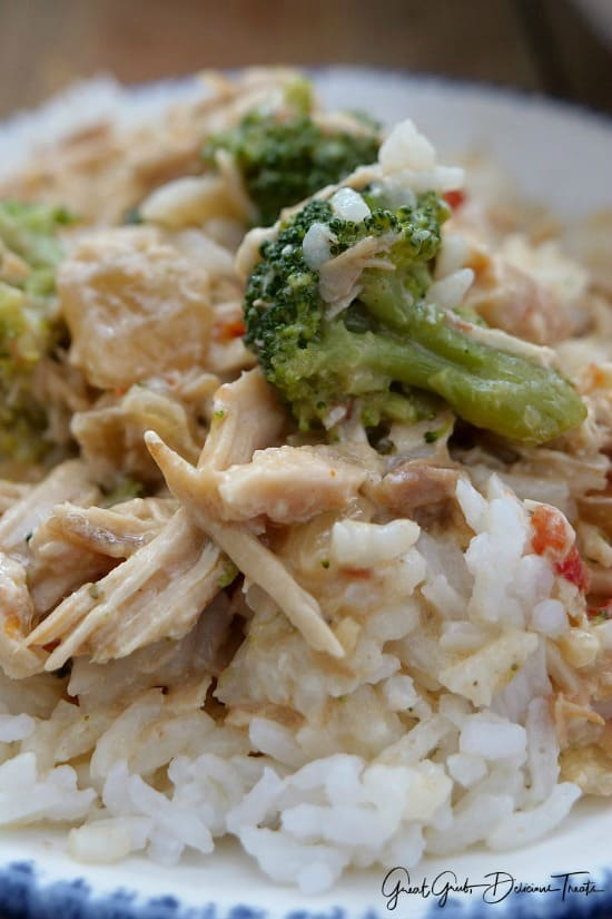 chicken crock pot crock pot chicken broccoli rice great grub delicious treats 12106