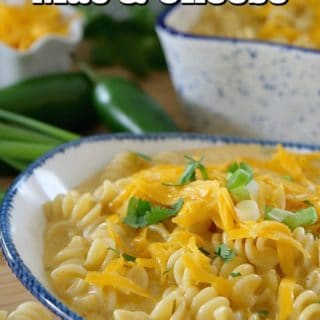 Spicy Southwest Mac and Cheese