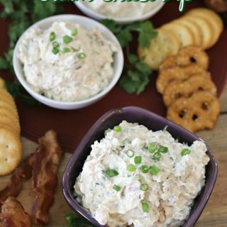 Cheesy Jalapeno Cream Cheese Dip
