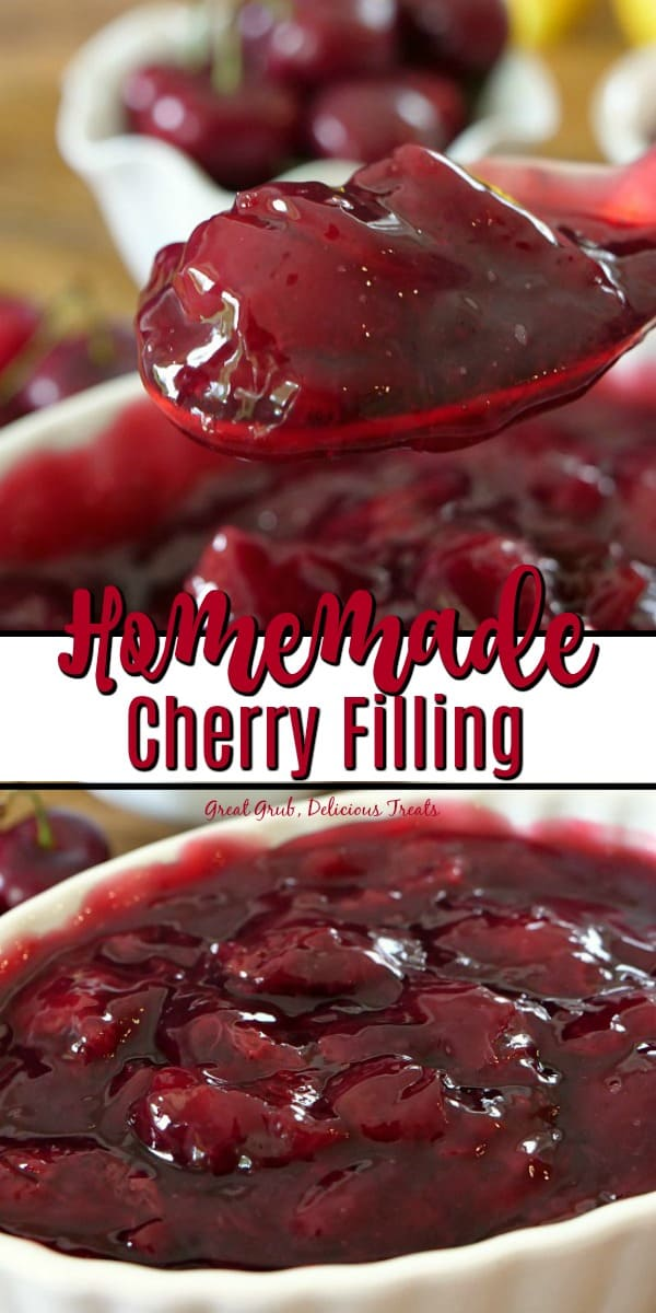 Homemade Cherry Filling