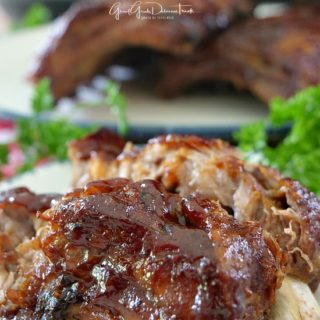 Instant Pot Pork Baby Back Ribs