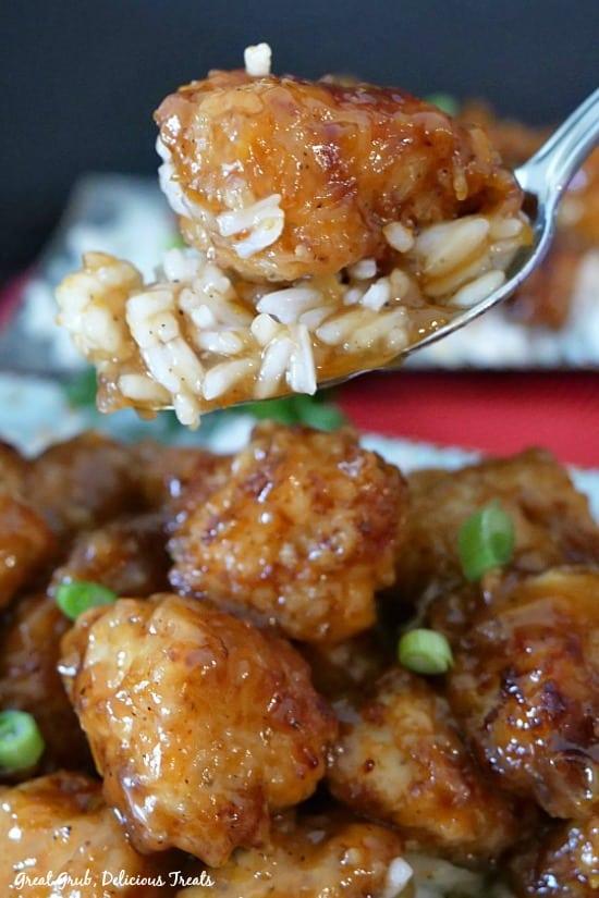 Orange Teriyaki Chicken is a delicious recipe with both orange chicken and teriyaki chicken flavors.