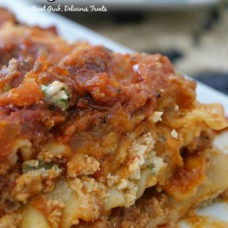Best Homemade Lasagna